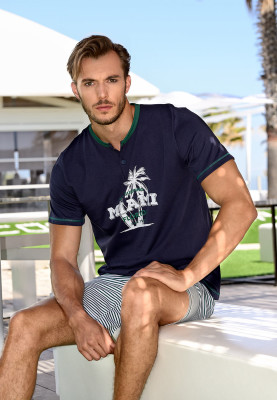 Clubdodici pigiama uomo collezione Primavera / Estate 2018 - art. U1820