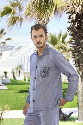 Clubdodici pigiama uomo collezione Primavera / Estate 2018 - art. U1874
